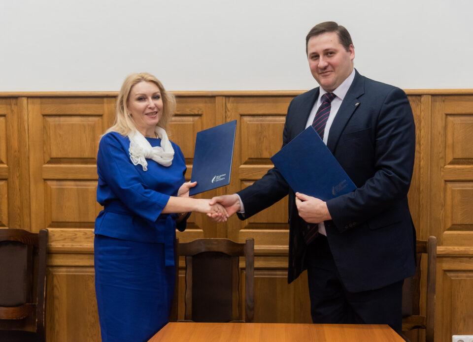 РСТО и БГУ подписали договор о сотрудничестве