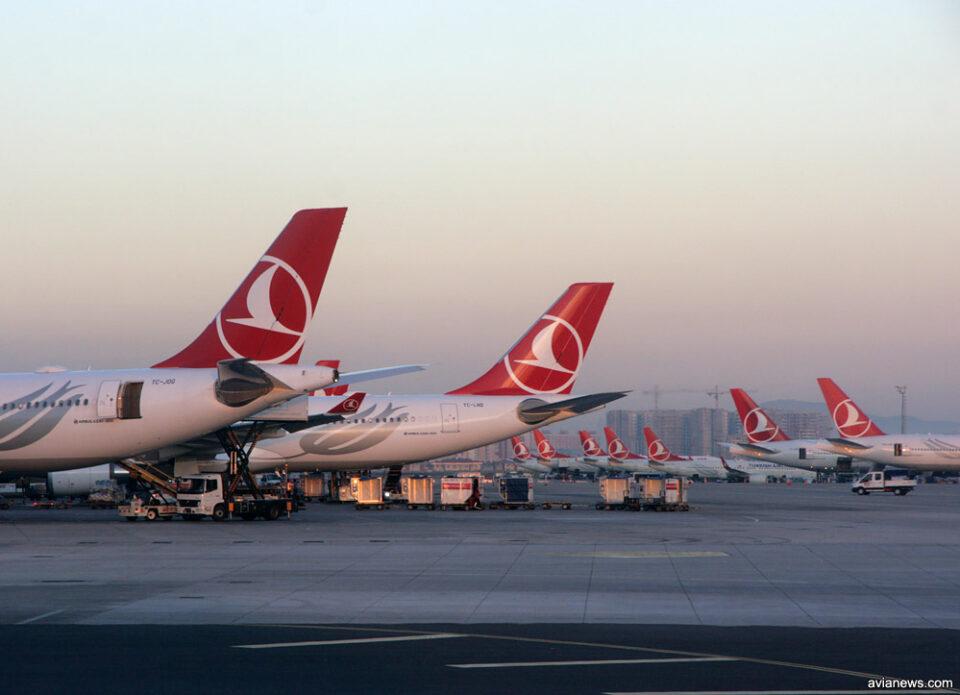 Turkish Airlines ввела плату за выбор места в эконом-классе
