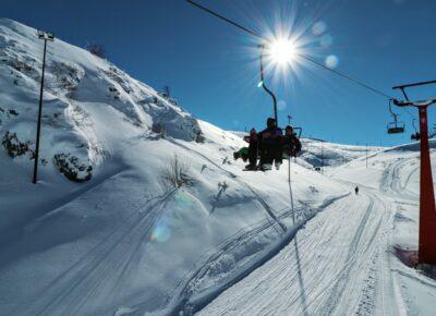 На горнолыжных курортах Северной Македонии начался сезон