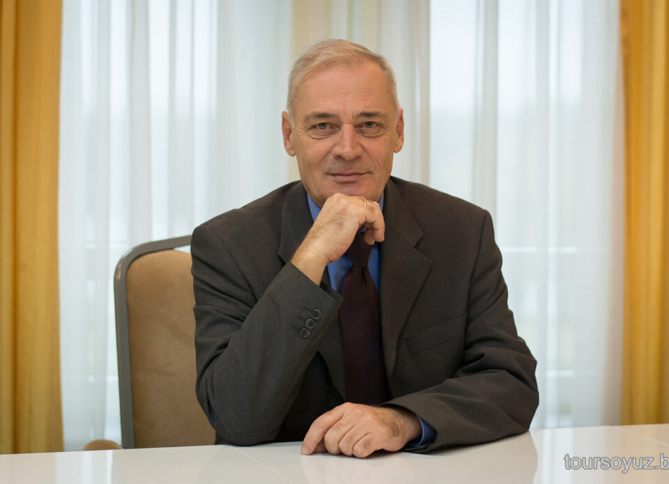 Поздравляем с Днем рождения директора РСТО Александра Копанева