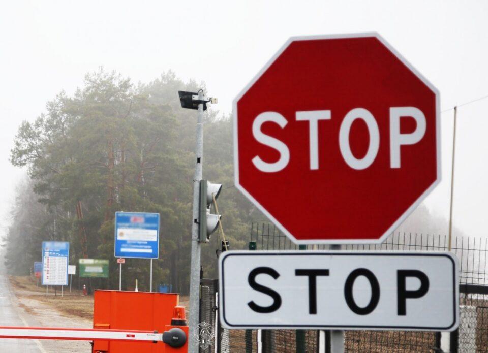 С 1 ноября Беларусь закрыла наземные границы для иностранцев