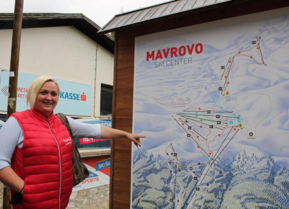 Туроператоры запланировали три зимних чартера в Северную Македонию