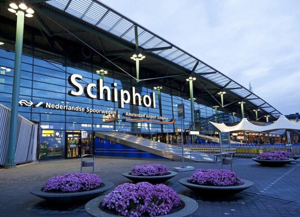 Транзитные туристы в Амстердаме должны иметь отрицательный тест на коронавирус