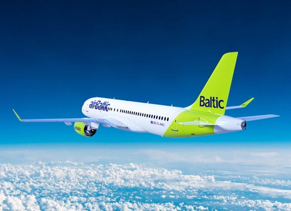С 15 января airBaltic перед посадкой будет требовать отрицательный пцр-тест
