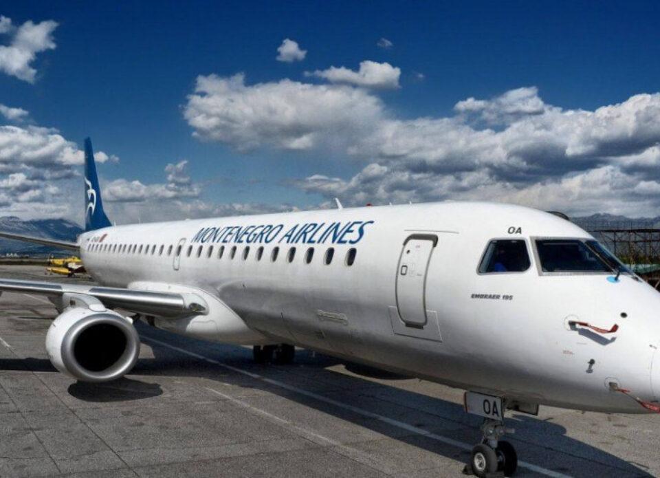 Принято решение закрыть авиакомпанию Montenegro Airlines