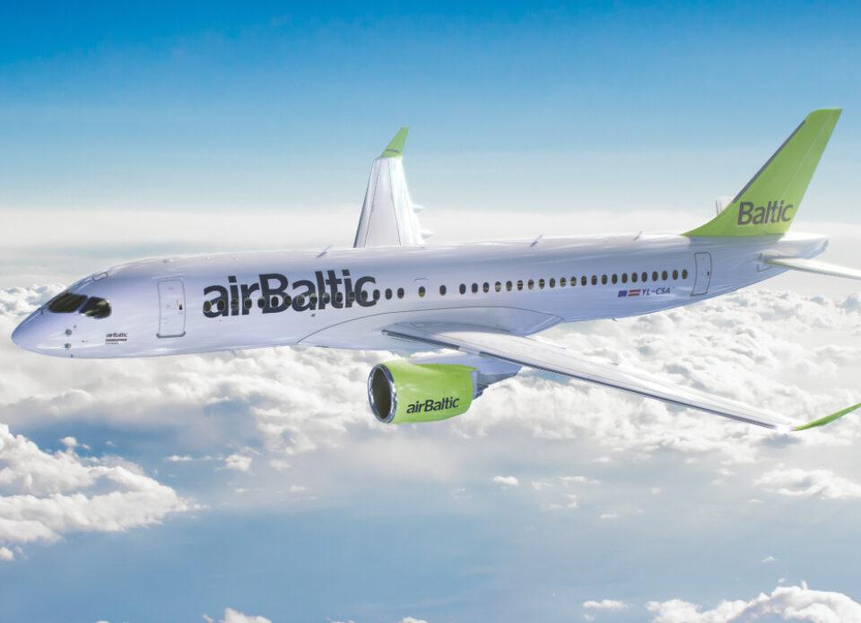 airBaltic планирует летать в Минск от 4 до 7 раз в неделю