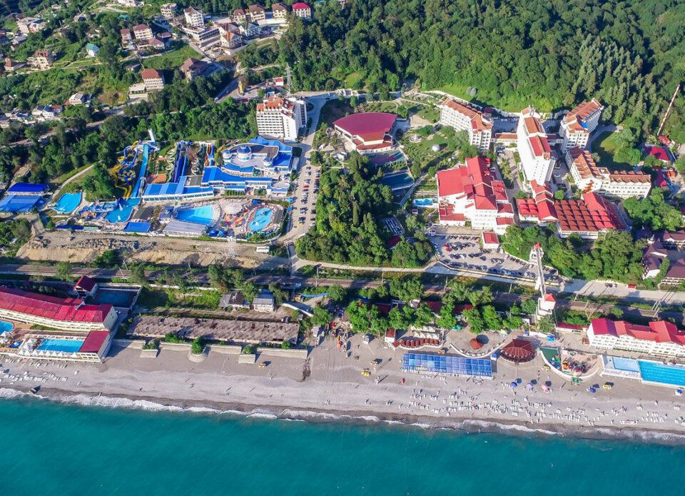 Эксклюзив «Пегас Туристик» – PGS HOTELS AKVALOO в Сочи