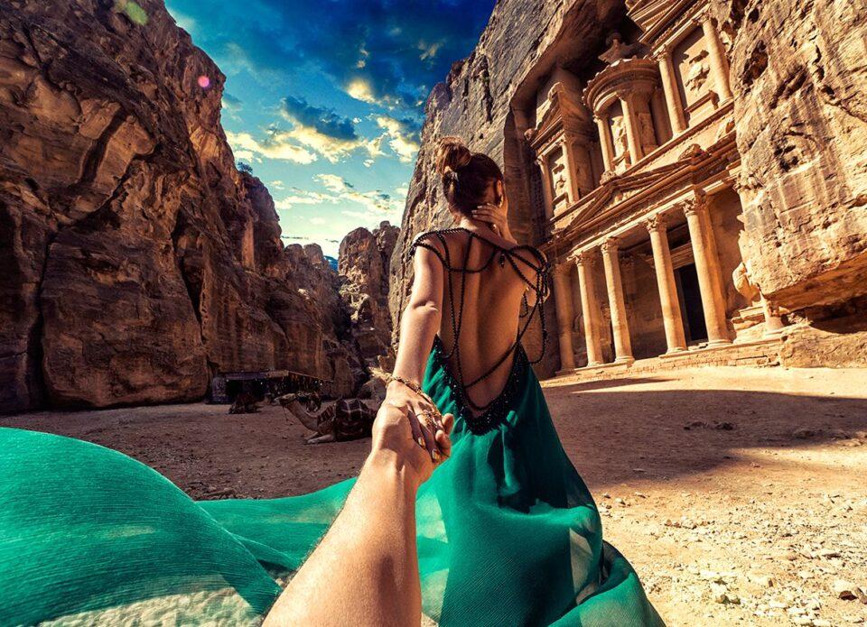 «Санни Трэвел» приглашает на вебинар по Иордании