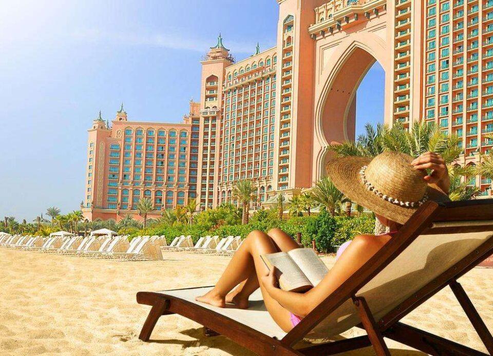 «АэроБелСервис»: в топе продаж – отели Дубая, расположенные на Джумейре