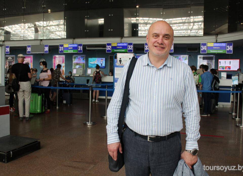Игорь Чергинец стал генеральным директором «Белавиа»