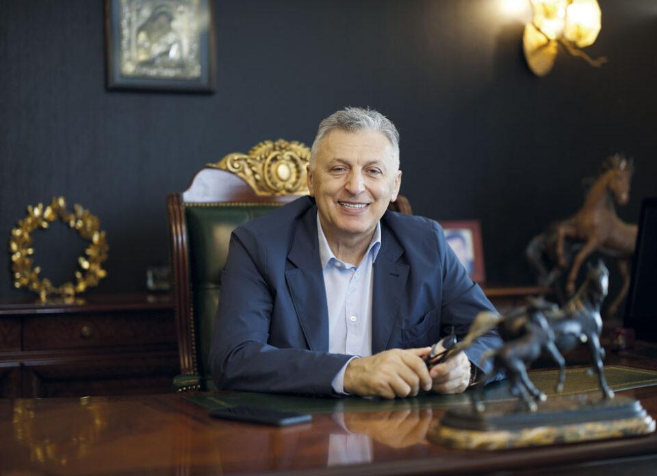Умер глава Mouzenidis Group Борис Музенидис