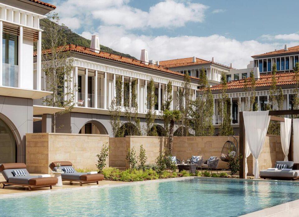 Эксклюзивной черногорский отель сети One&Only откроется 1 мая