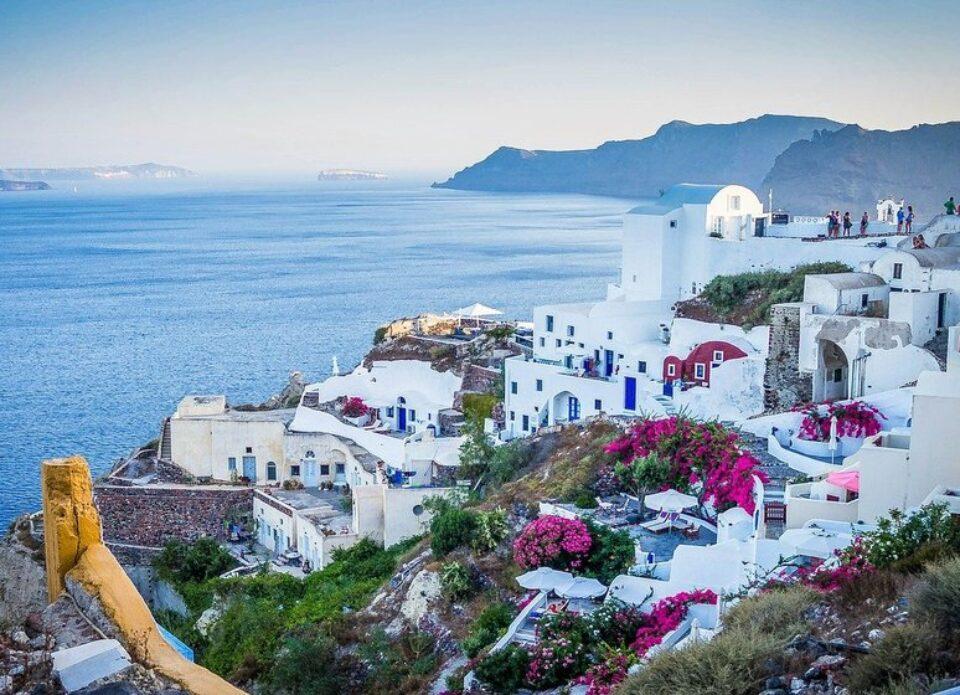 Греция откроется для туристов 14 мая