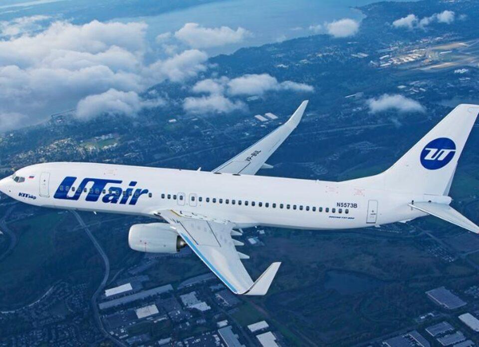 Авиакомпания Utair возобновила перелеты из России в Беларусь
