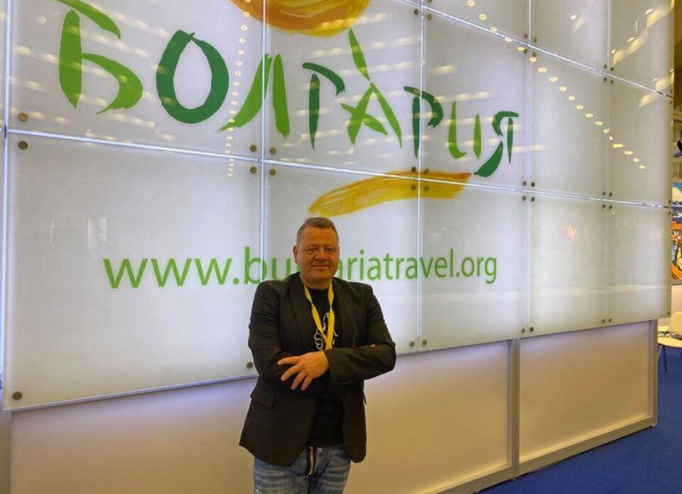 Тодор КАМАРАШЕВ: «Мы ждем белорусских туристов в Болгарии с 1 июня»