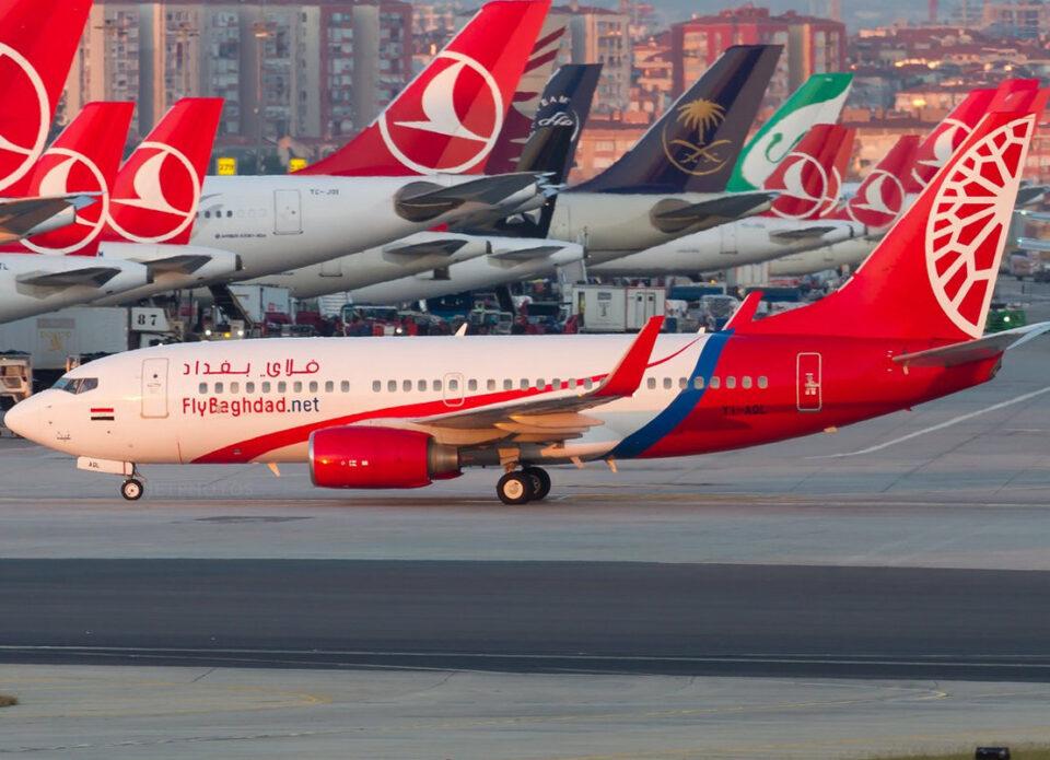 Fly Baghdad будет совершать рейсы в Минск