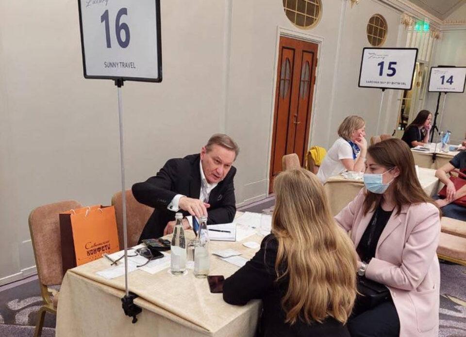 TRAVELCONNECTIONS Union провела воркшоп в Санкт-Петербурге