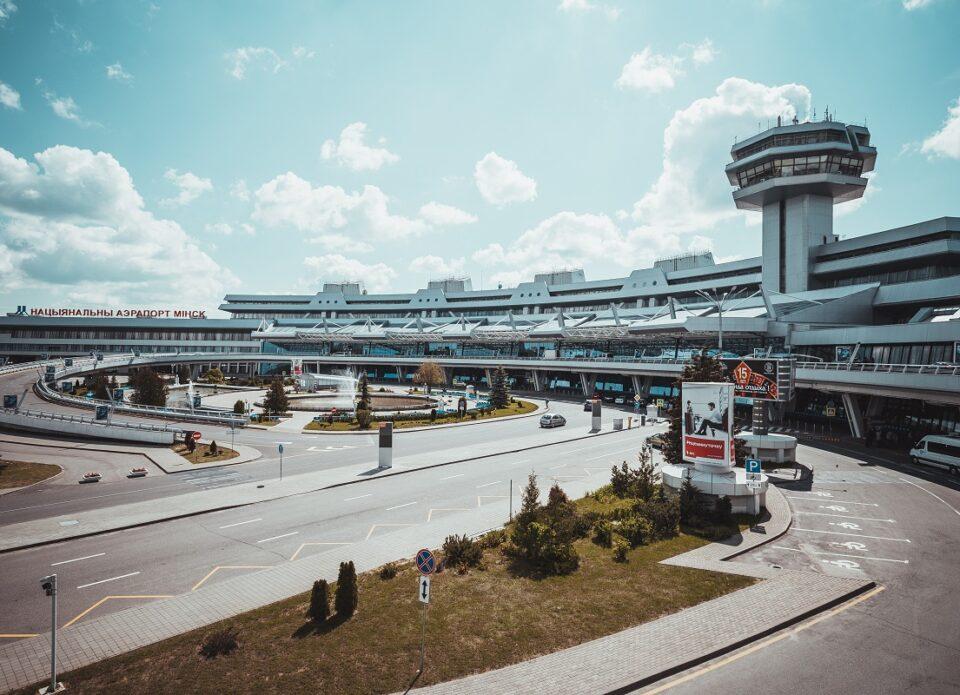 Как работает лаборатория для сдачи пцр-теста в Национальном аэропорту