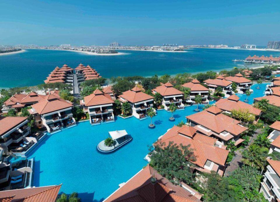 Новости курорта Anantara Dubai The Plam – на вебинаре 1 июля