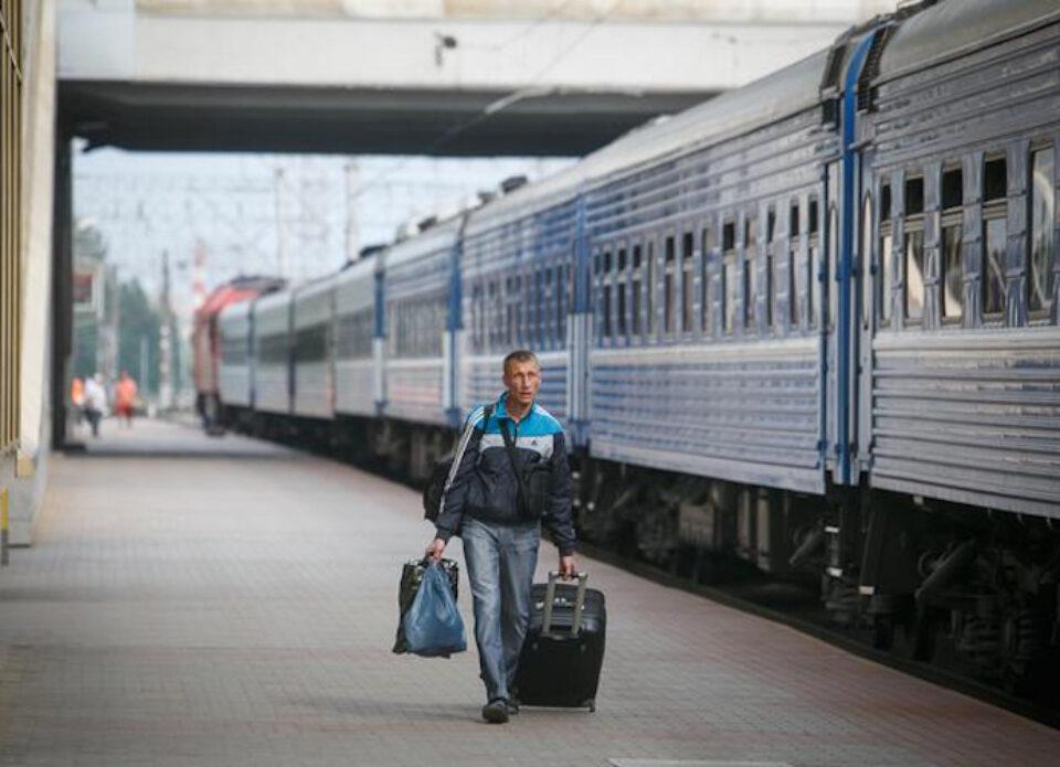 С 10 июня РФ увеличивает количество перевозки между Россией и Беларусью