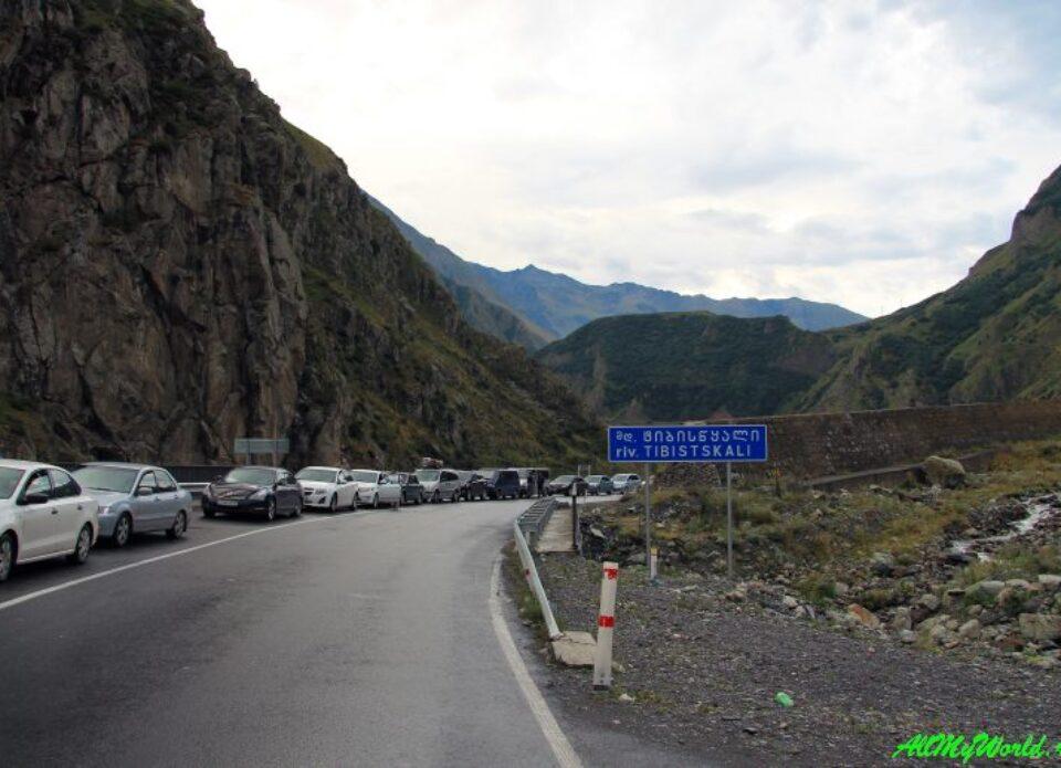 Грузия с 1 июня открыла сухопутные границы