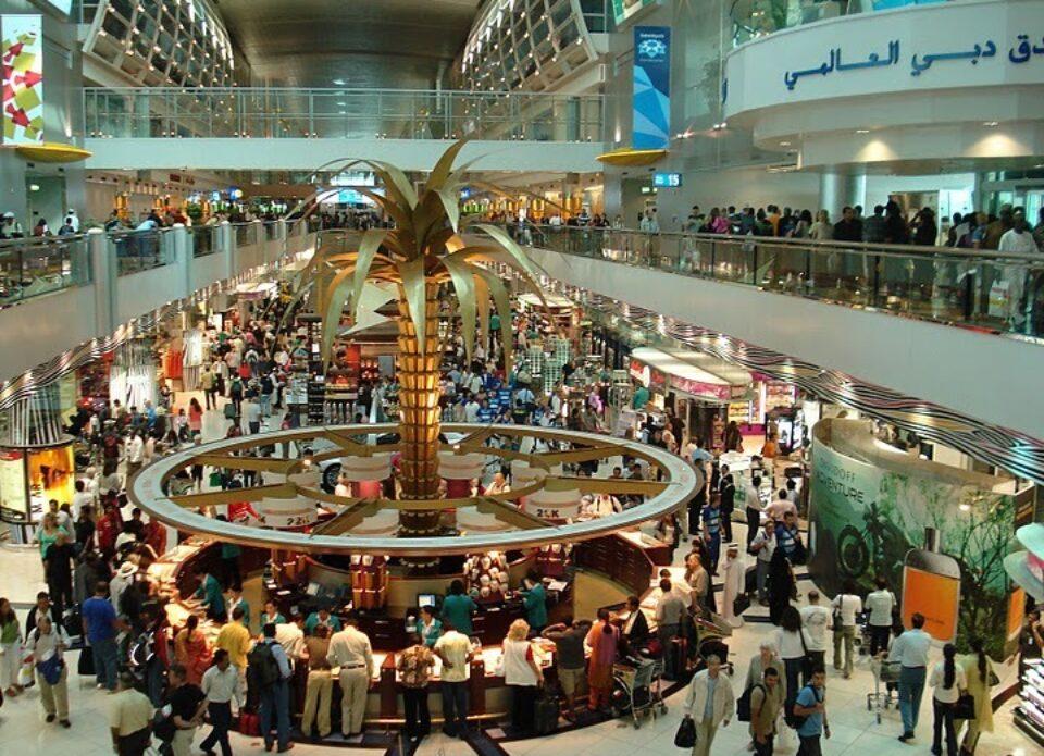 Со 2 июля рейсы Минск-Дубай будут выполняться в терминал №1 аэропорта Дубая