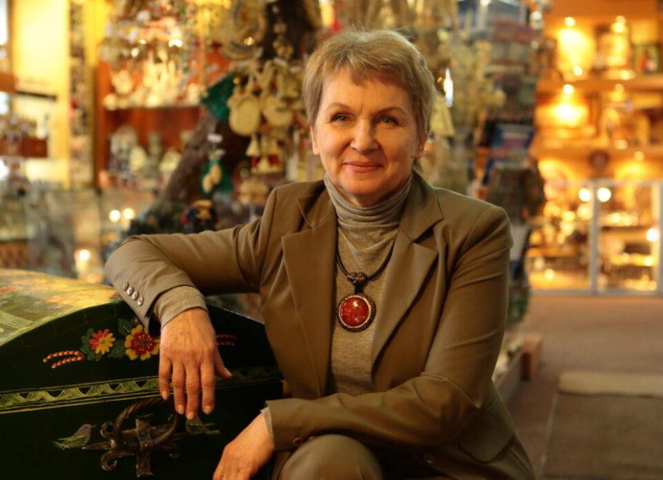 Елена СПИРИДОНОВА, «Славутасць»: «Надеемся, что турфирмы включат нашу галерею в свои маршруты по Минску»