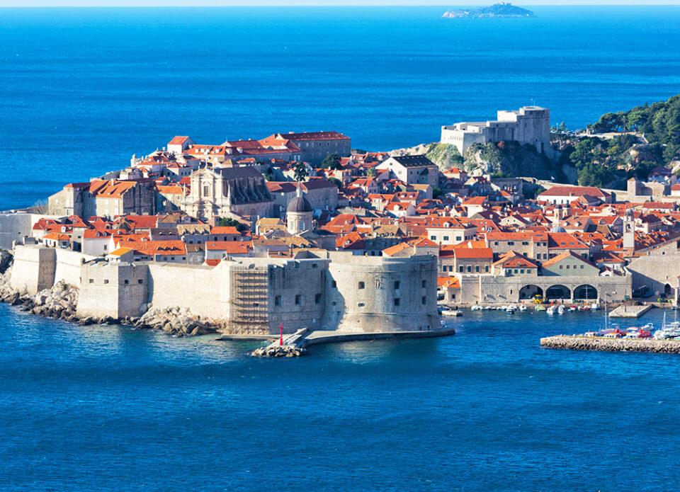 Приглашаем на вебинар, посвященный Хорватии и городу Дубровнику