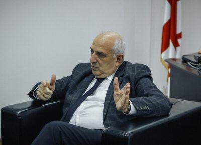 ВалерийКВАРАЦХЕЛИЯ: «За первую половину 2021 года Грузию посетили почти 4 тысячи белорусских граждан»