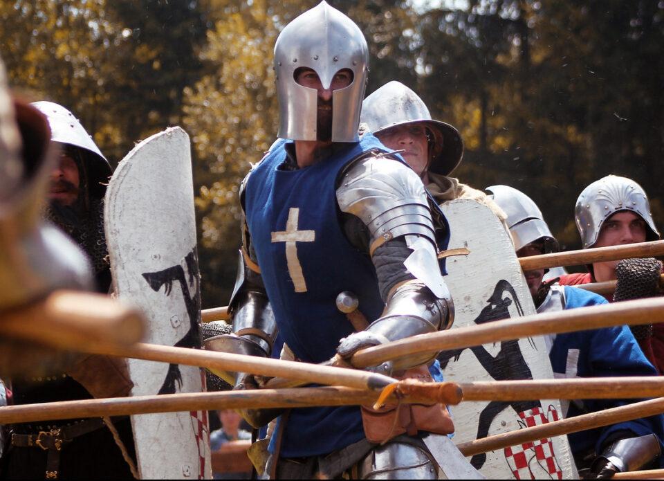 Бугурты, битвы дворов и много фолка: 24-25 июля пройдет фестиваль «Наш Грюнвальд 2021»
