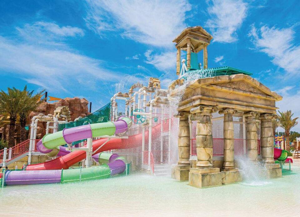 В Иордании открылся один из крупнейших аквапарков на Красном море