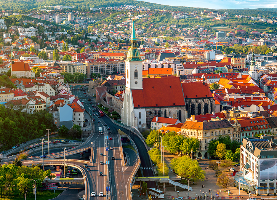 Словакия разрешила въезд без самоизоляции привитым туристам