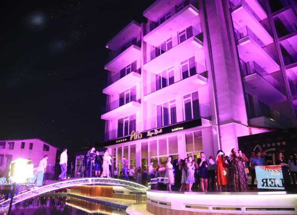 В Албании открылся новый отель – ARIA Karpen Resort & Spa 5*