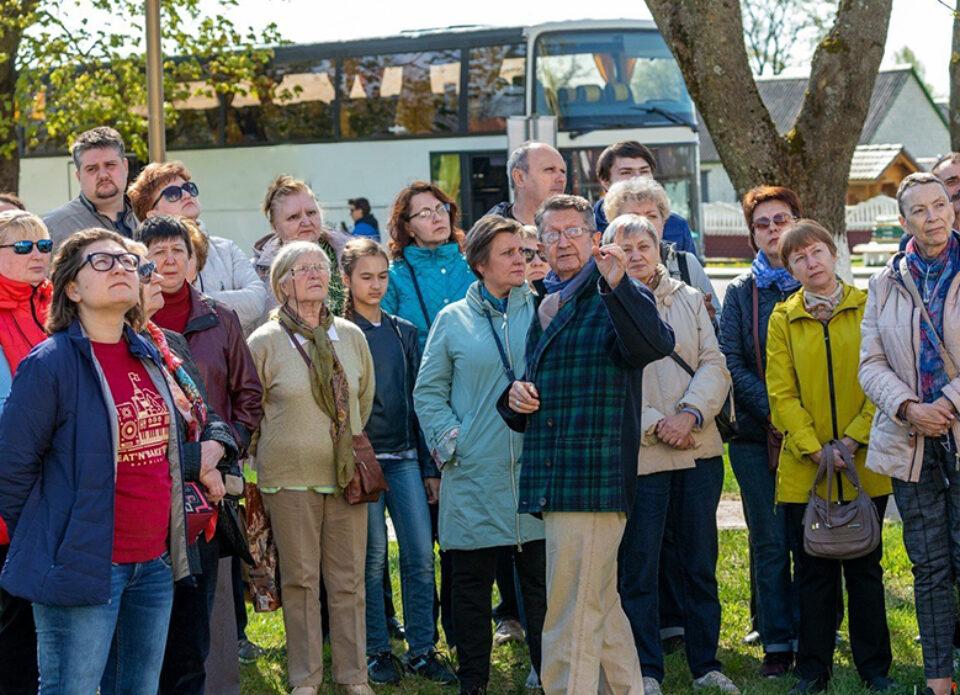 НАТ проводит набор слушателей на курсы экскурсоводов
