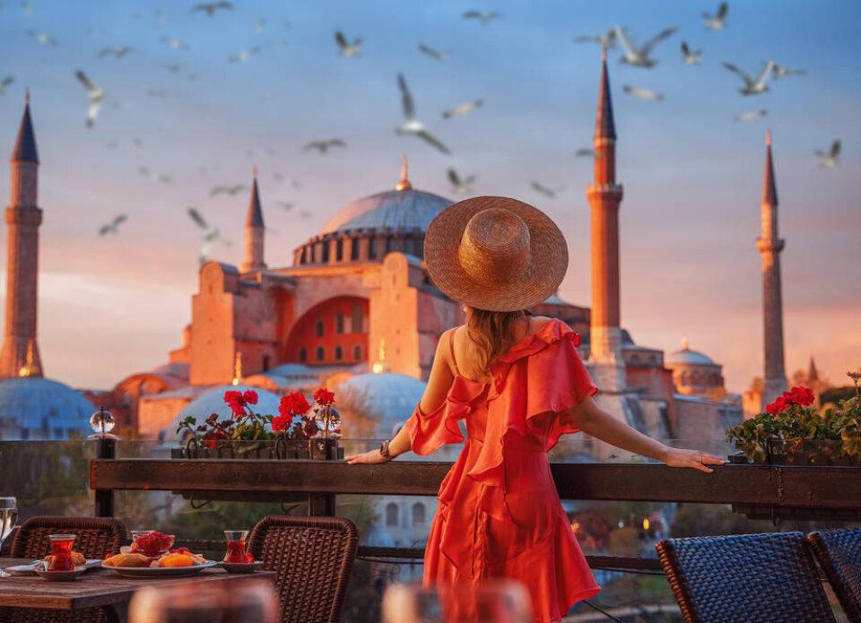 «Тайм Вояж» приглашает в рекламный тур по Стамбулу