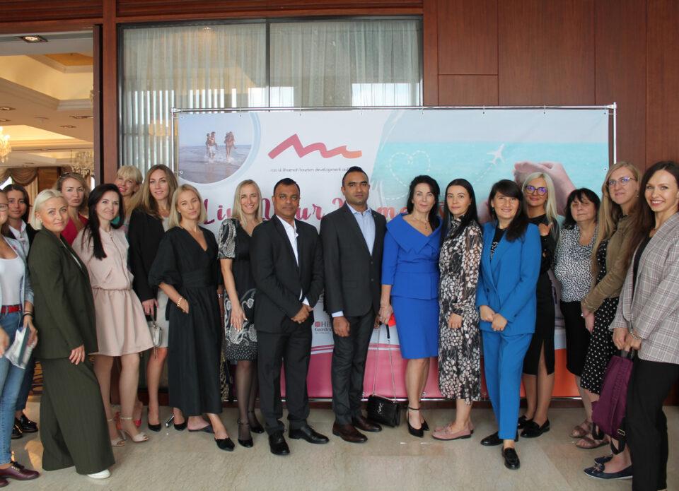 «АэроБелСервис» провел серию бизнес-завтраков с презентацией эмирата Рас-эль-Хайма