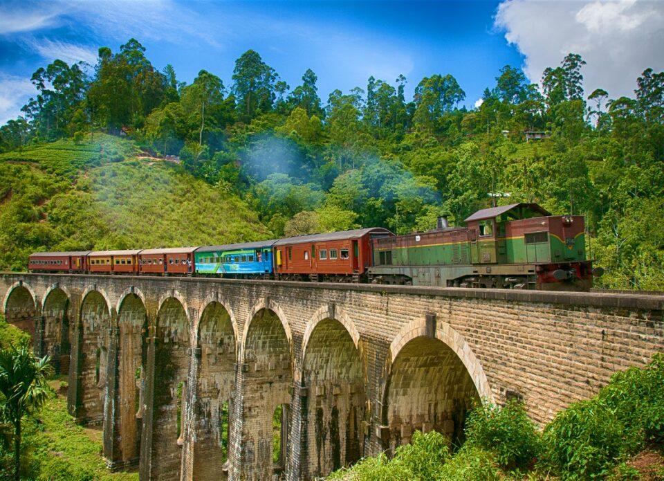 Шри-Ланка освободила от карантина привитых туристов