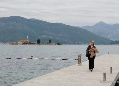 Статистика по прибытиям в Черногорию за 8 месяцев 2021 года