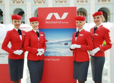 Авиакомпания Nordwind начинает летать из Москвы в Гомель