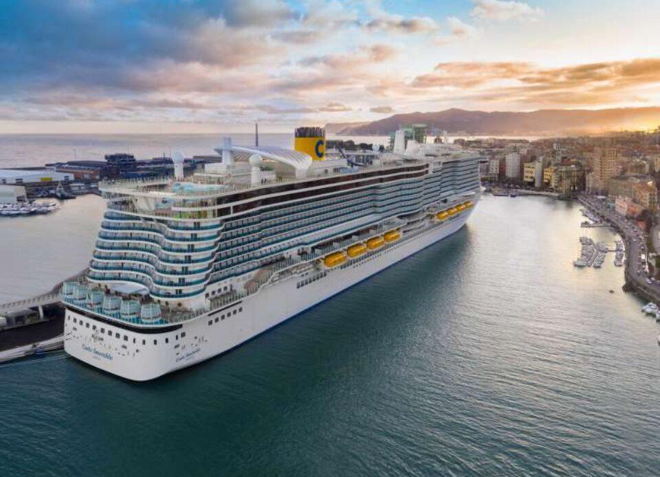 Costa Cruises начала предлагать круизы с отправлением из Стамбула