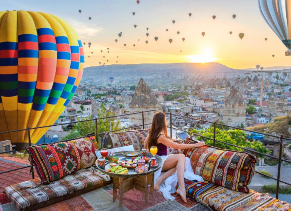 Рекламный тур «По следам великих цивилизаций»: Стамбул – Каппадокия – Эфес – Троя